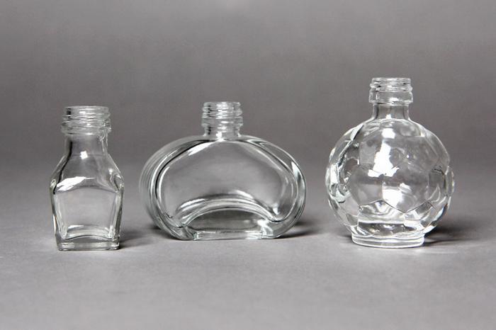 Bespoke glass bottles