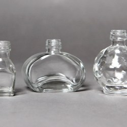 Bespoke glass bottles