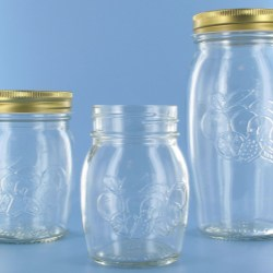 New Rondo glass food jars range