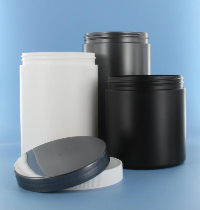 New cylindrical jar range proves ideal for packaging powder products