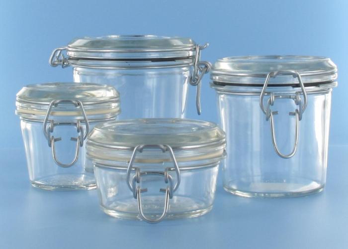 New authentic kilner jars range