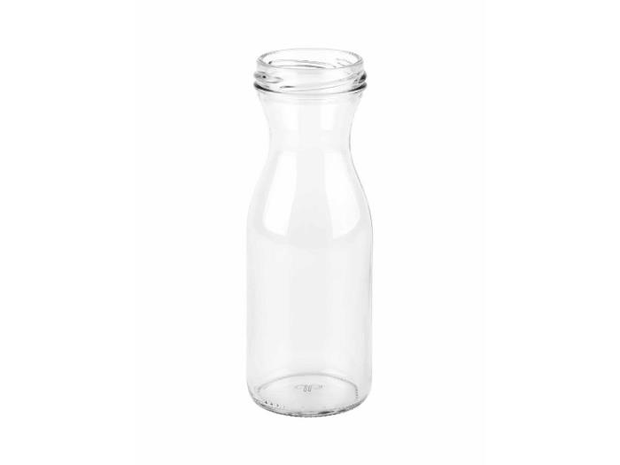 Brand new carafe bottle by Pont - adapted to automatic filling line