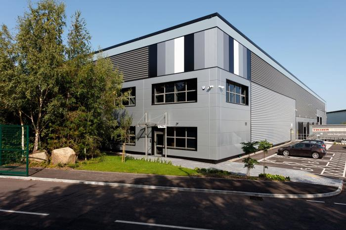 Packaging giant moves its UK HQ to huge new Salford depot