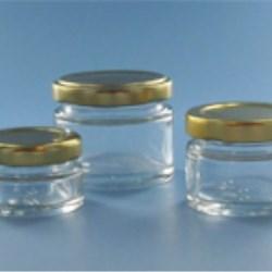 Caviar Jar