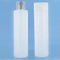Cylindrical Bottle - Plastic
