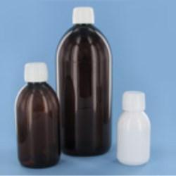 Alpha Sirrop Bottle - PET
