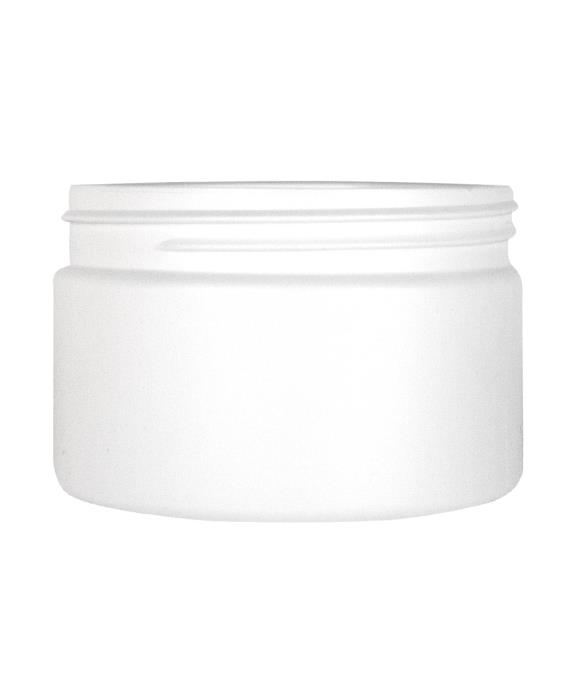 Cylindrical Jar 250ml 89CT HDPE