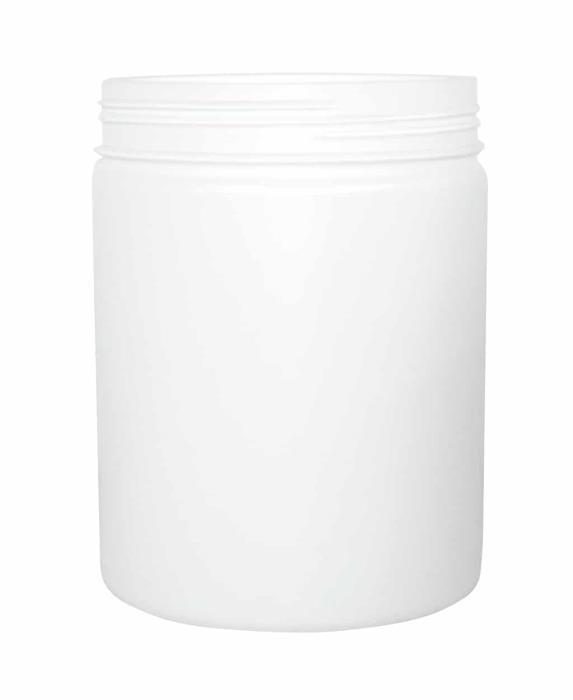 Cylindrical Jar 2500ml 135CT HDPE