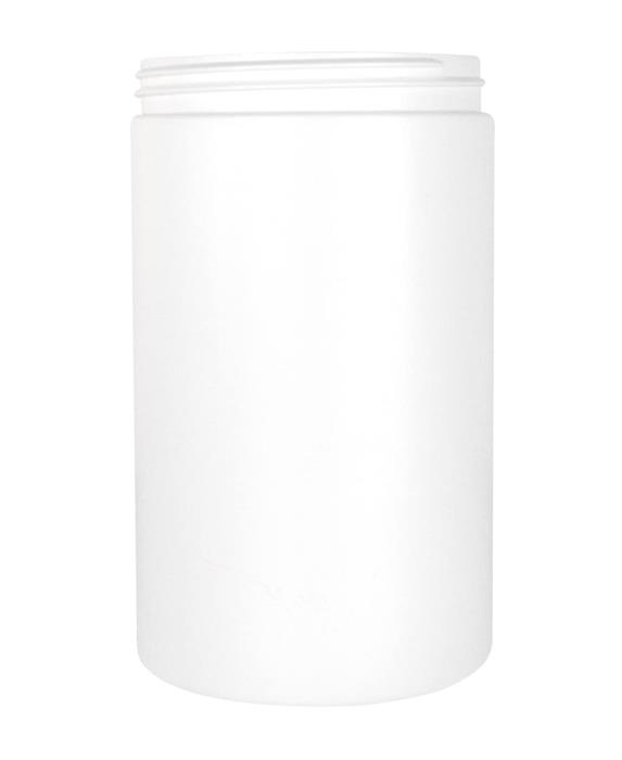 Cylindrical Jar 1250ml 100CT HDPE