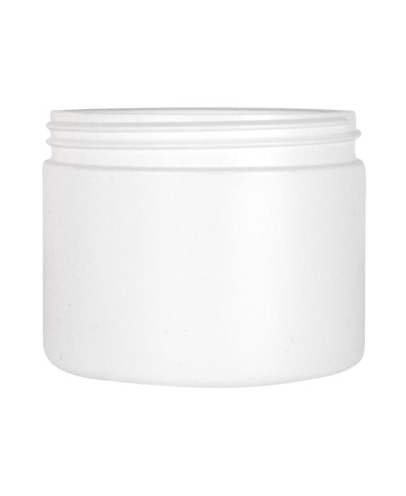 Cylindrical Jar 500ml 100CT HDPE