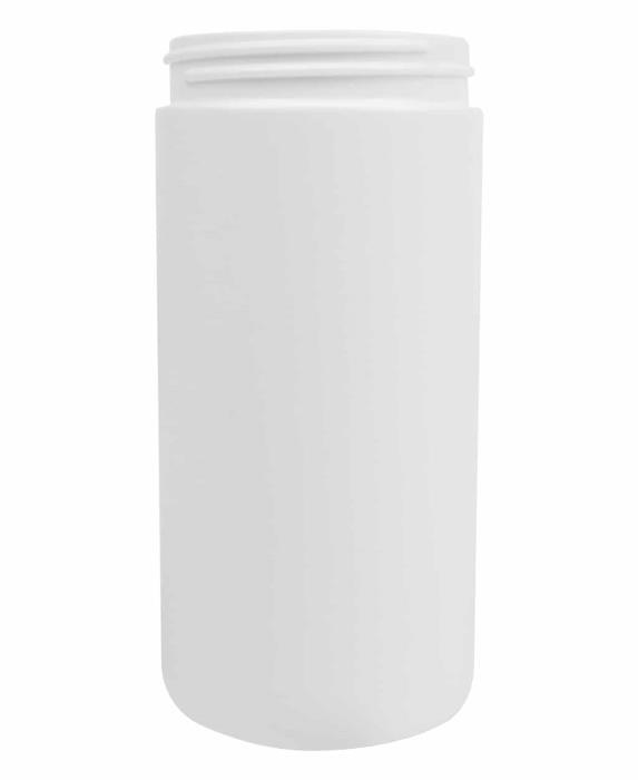 Cylindrical Jar 400ML 63CT HDPE