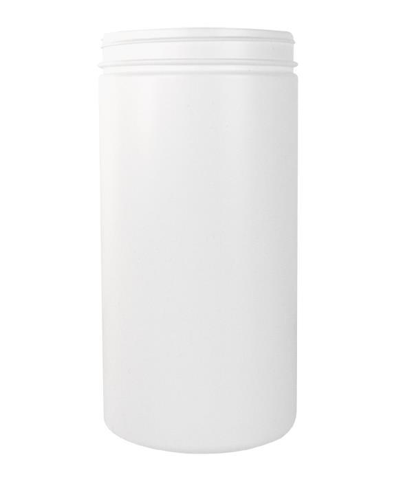 Cylindrical Jar 2500ml 120CT HDP