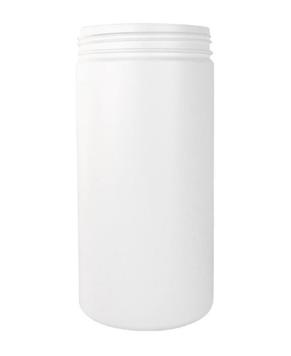 Cylindrical Jar 4000ml 135CT in HDPE