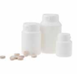 Jars for pills and capsules
