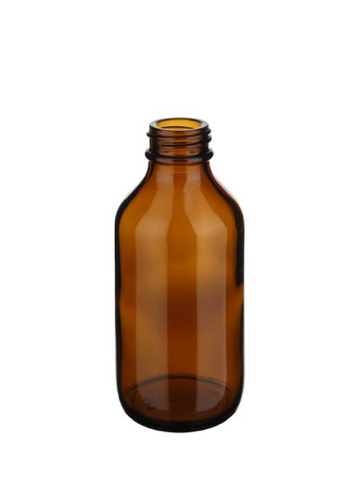 Winchester 100ml 24/R3 glass amber