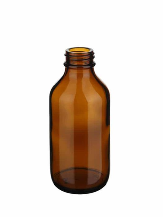 Winchester 04oz 24/R3 Glass Amber