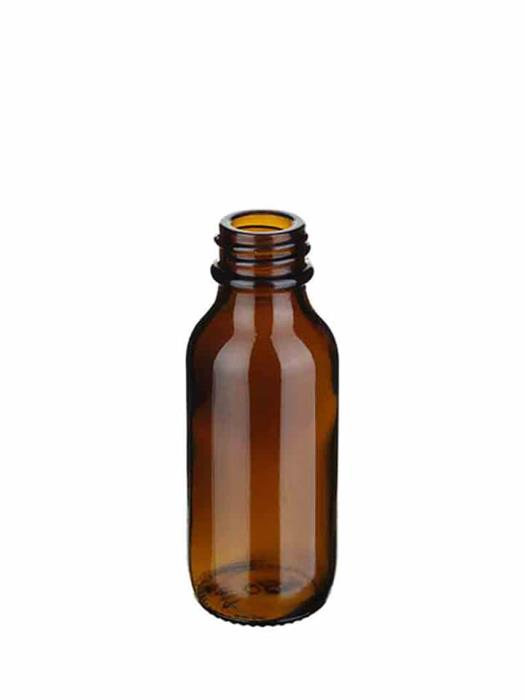 Winchester 050ml 24/R3 Glass Amber