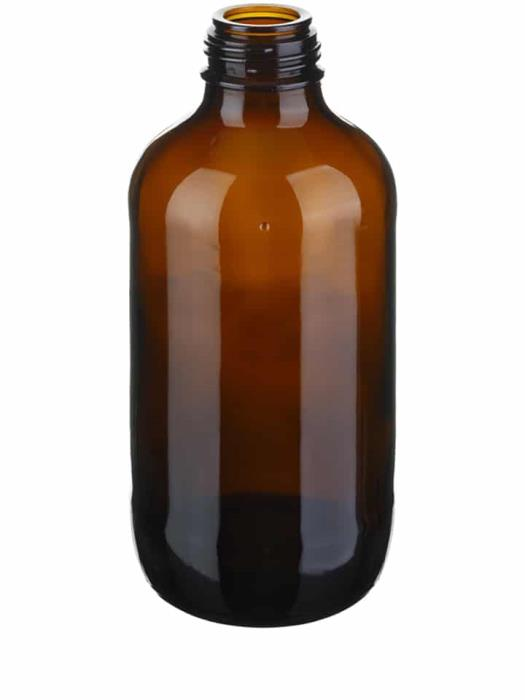 Winchester 2500ml DIN45 Glass Amber