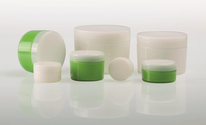 Romas bi-mould PP jars increase customisation possibilities