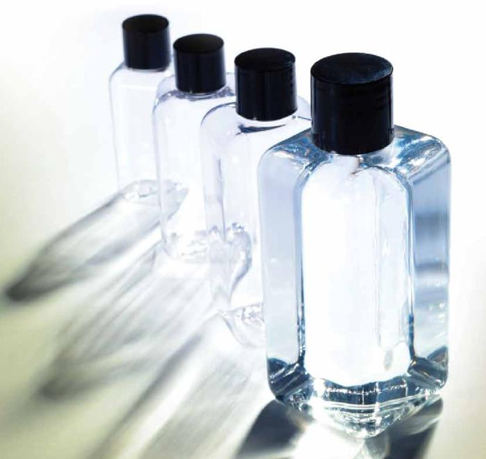 Square/Rectangular Bottles
