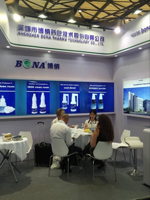 Big success for BONA Pharma Technology at CPHI Shanghai 2016