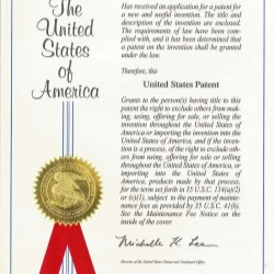 Bona obtains the US patent for its preservative-free nasal pump