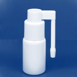 30ml Crimp-on Oral Spray Bottle