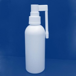 100ml Throat Spray Bottle