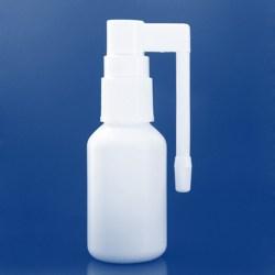 30ml Screw-on Throat Spray Bottle