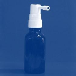 Short Fixed Spray Bottle