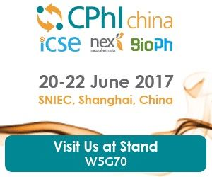 Bona Pharma attending CPhI China 2017