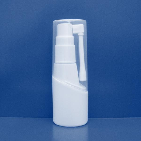 25ml Special Shape Oral Spray Bottle