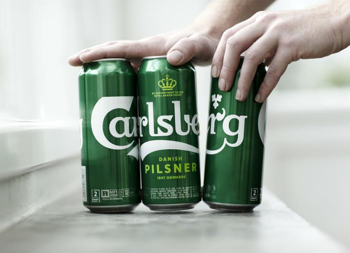 Carlsberg pioneers new Snap Pack to replace plastic wrapping