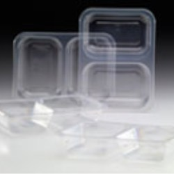 Rectangular PP Trays (187mm length)