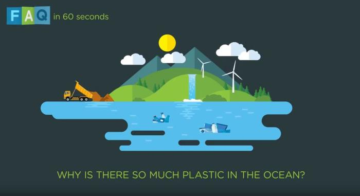 RPC 60 Second FAQ's - Ocean Plastic