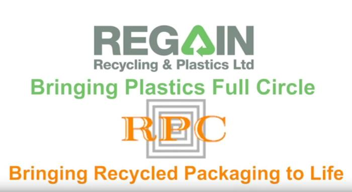 RPC - The Lifecycle of a Plastic Container