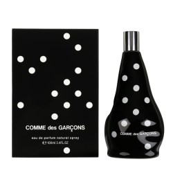 Waltersperger produces a second version of the Comme des Garçons CDG DOT bottle with a new fancy design