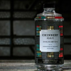 Allied's perfect presentation for  Chinnery Gin