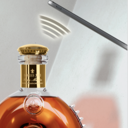 LOUIS XIII Cognac selects Selinko's expertise to launch a smart decanter