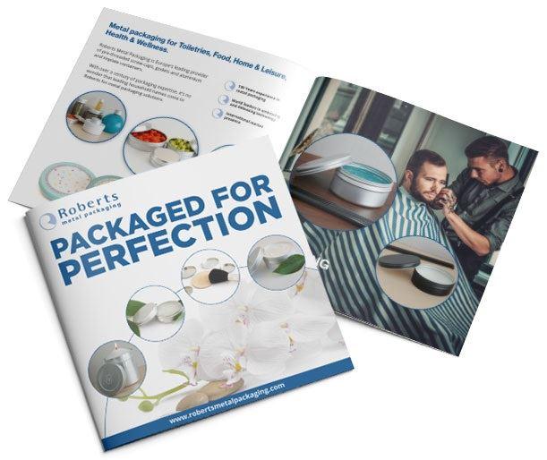 Roberts Metal Packaging Brochure