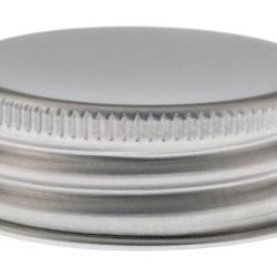 Rolled Edge Aluminium Screw Caps