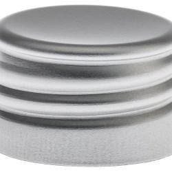 Straight Edge Aluminium Screw Caps