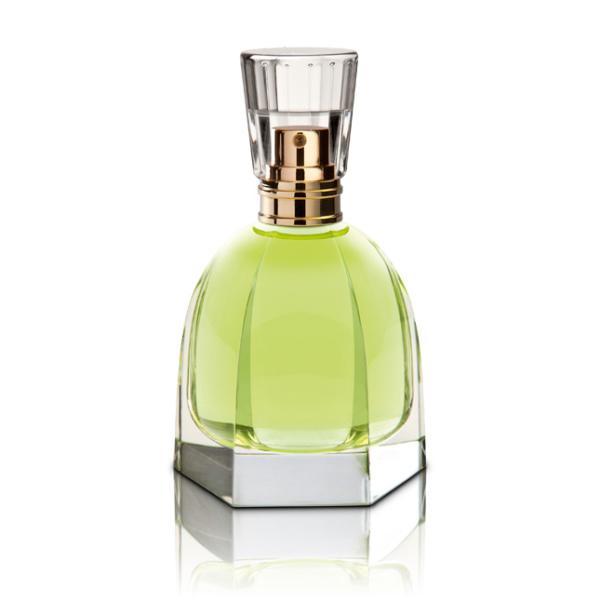 Lovely new cap for Oriflame's new fragrance Lovely Garden