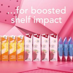 Stand out with innovative package design