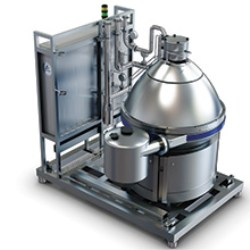 Processing equipment Centrifugal separators