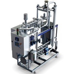 Processing equipment Cleaning-in-Place, CIP