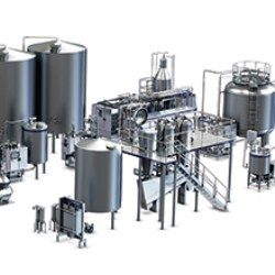 Processing equipment Extraction