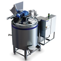 Processing equipment Mixing