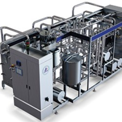 Processing equipment Pasteurization