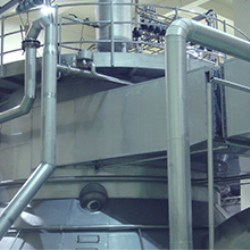 Processing equipment Spray drying